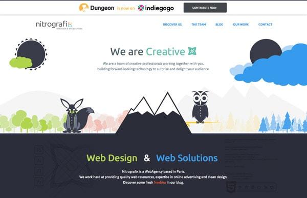 Tips On Using White Backgrounds In Website Design Designmodo