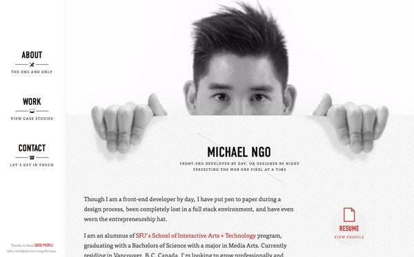 Tips on Using White Backgrounds in Website Design - Designmodo