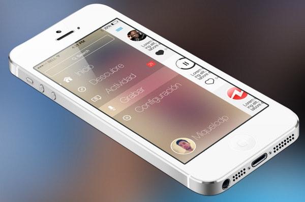 uWhisp iOS7 by Miquel Las Heras