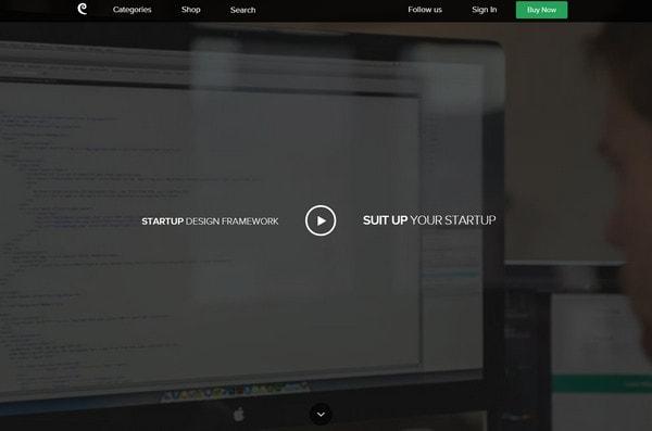 Startup by Designmodo