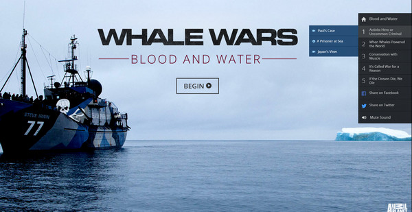 Whale Wars by Animal Planet