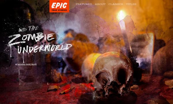 Zombie Underworld