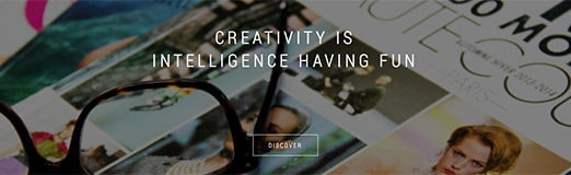 Less Text more Multimedia – New Approach in Website Design