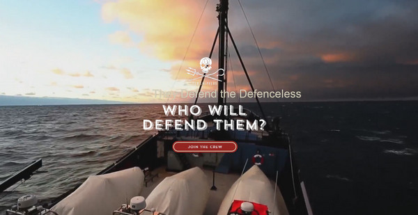 Defend Seashepherd