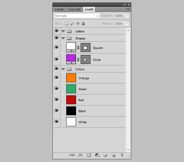 Layers Folders
