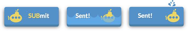 CSS Responsive Button