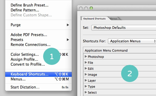 Adding Custom Shortcuts