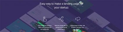 Tutorial: Make a Landing Page Using Generator