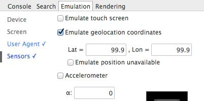 Giả mạo vị trí địa lý