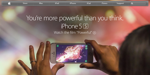 Apple powerful
