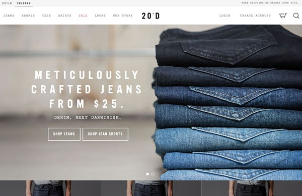 Design Trend: Ghost Buttons in Website Design - Designmodo