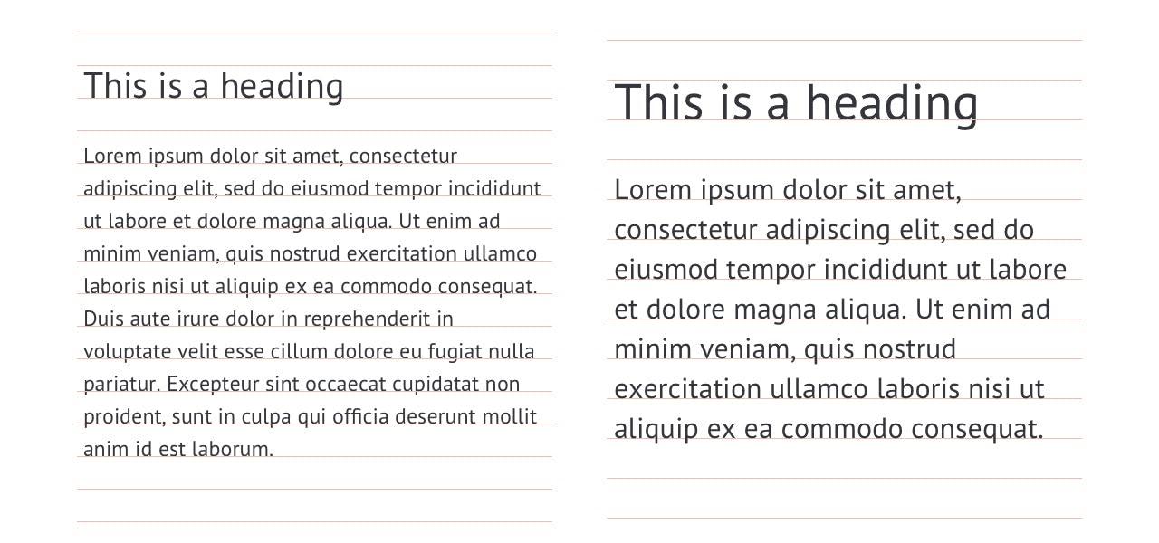 Create CSS Vertical Rhythm