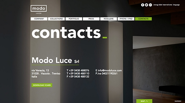 15 Contact Pages Showcasing Great User Experience