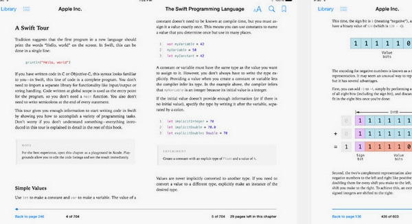 The Swift Programming Language