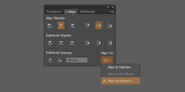 Create Icon in Adobe Illustrator