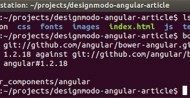 How To Use Flat UI Pro and Angular.js to Build a Web App