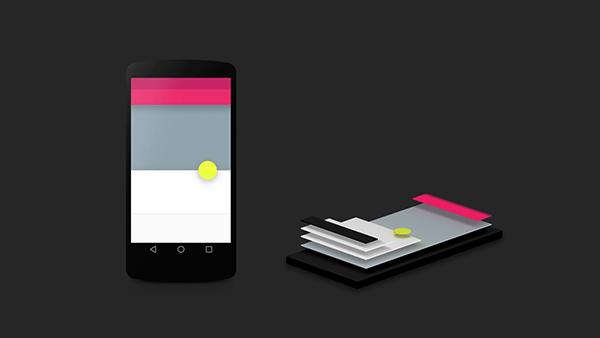 Layering UI