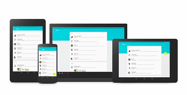 Email Template Material Design