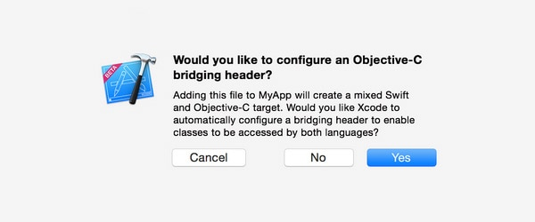 How to use Objective-C Classes in Swift