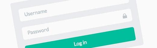 Building a Custom WordPress Login Form with Flat UI