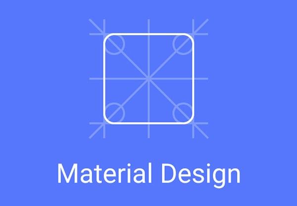 Material Design Icon Templates