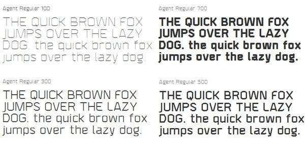 Free Font 2014