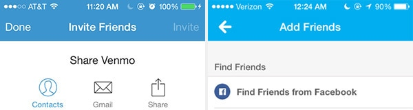 Hot Social Design Patterns for Mobile