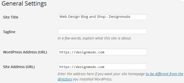 How To Move A Wordpress Website From Http To Httpsssl Designmodo