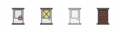 UX Tools: Implementing Doors Diagram