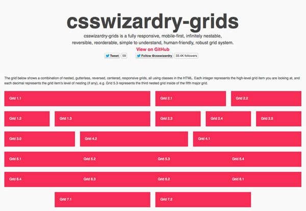 CSSWizardry-Grids
