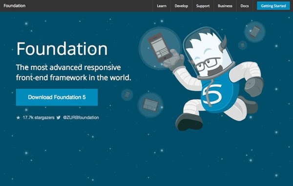 Zurb Foundation
