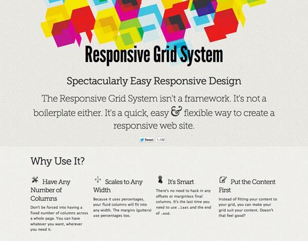 Primer On Web Based Grid Systems Designmodo