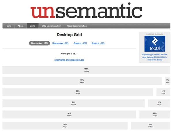 Unsemantic