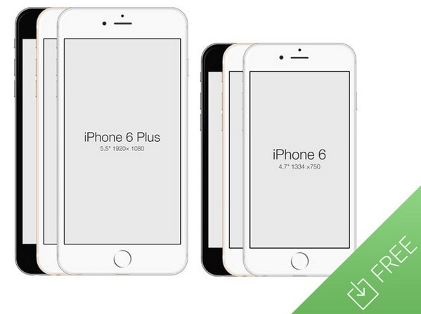 iPhone 6 by Medialoot