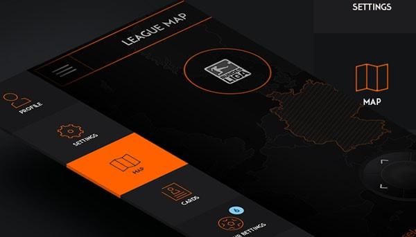 Betit Mobile App Football