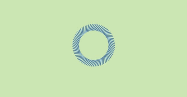 Another Simple CSS load animation