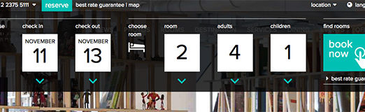 6 Ways to Improve the User Experience of Online Hotel Booking