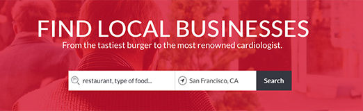 Redesigning Yelp: Design Methods Driven By Usability