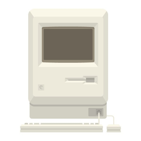 Macintosh ready for aging