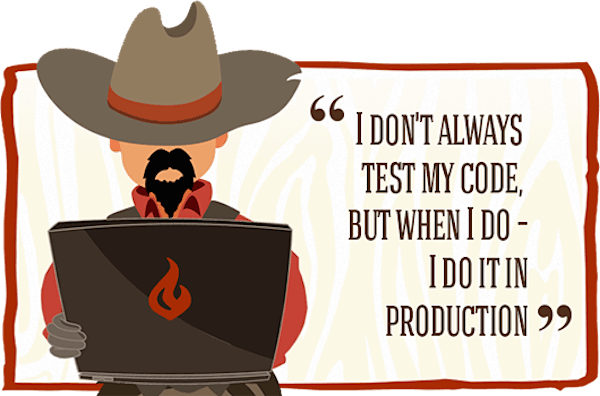 Cowboy coder
