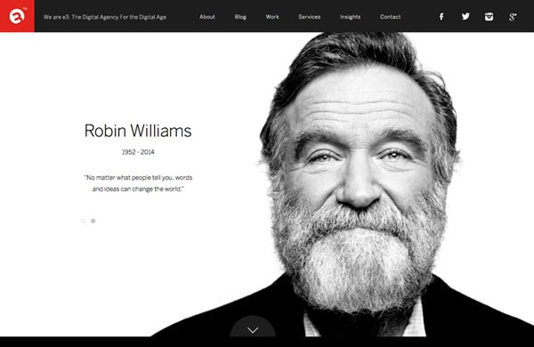 Designing a Great Photography Website - Designmodo