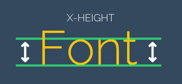 x height