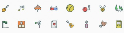 Free Icons for Illustrator and Sketch App (SVG, AI, EPS, SKETCH)
