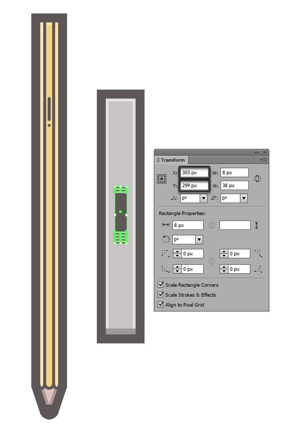 Positioning details