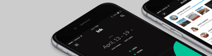 Ink UI Kit: Free iOS App Screens