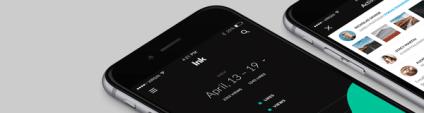 Ink UI Kit: Free iOS App Screens