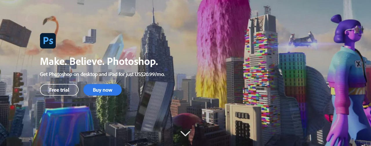 What is Photoshop?
