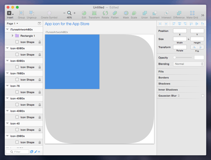 Sketch App how to create an icon design workflow in sketch app 3 designmodo