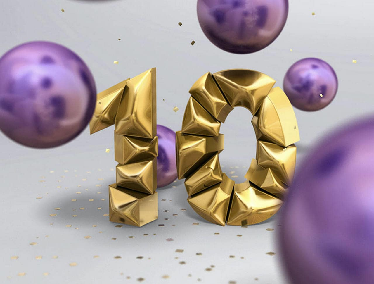 How to Create a 3D, Shiny, Inflated Text Effect