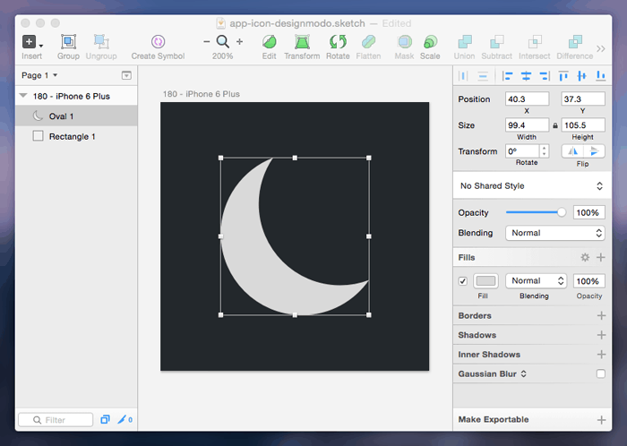 How To Create An Icon Design Workflow In Sketch App 3 Designmodo